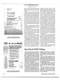 Maritime Reporter Magazine, page 33,  Jan 2002