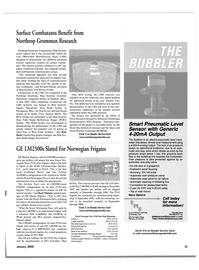Maritime Reporter Magazine, page 34,  Jan 2002 Florida