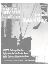 Maritime Reporter Magazine, page 2,  Jan 2002 artificial intelligence