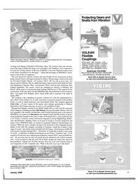 Maritime Reporter Magazine, page 38,  Jan 2002 Equipment