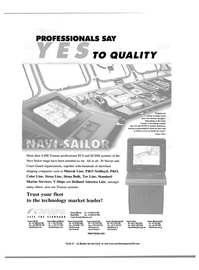 Maritime Reporter Magazine, page 42,  Jan 2002