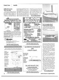 Maritime Reporter Magazine, page 47,  Jan 2002