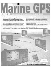 Maritime Reporter Magazine, page 6,  Jan 2002