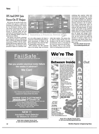 Maritime Reporter Magazine, page 12,  Mar 2002 Harman On Time Radio