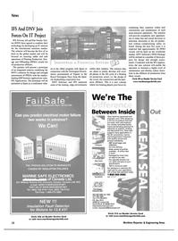Maritime Reporter Magazine, page 12,  Mar 2002