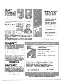 Maritime Reporter Magazine, page 13,  Mar 2002