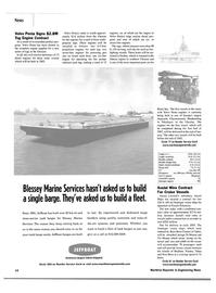 Maritime Reporter Magazine, page 14,  Mar 2002