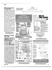 Maritime Reporter Magazine, page 15,  Mar 2002 Washington