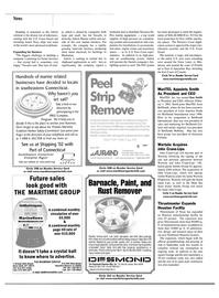 Maritime Reporter Magazine, page 22,  Mar 2002 Ohio