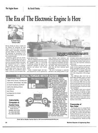 Maritime Reporter Magazine, page 24,  Mar 2002