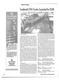 Maritime Reporter Magazine, page 28,  Mar 2002