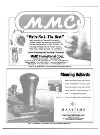 Maritime Reporter Magazine, page 30,  Mar 2002