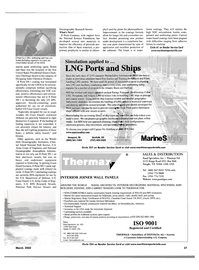 Maritime Reporter Magazine, page 37,  Mar 2002 SN-1