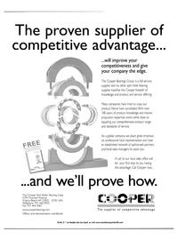 Maritime Reporter Magazine, page 9,  Apr 2002 split roller bearing supplier
