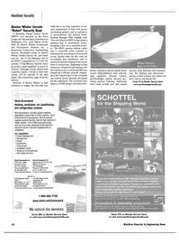 Maritime Reporter Magazine, page 16,  Apr 2002