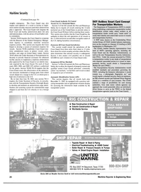 Maritime Reporter Magazine, page 18,  Apr 2002