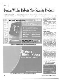 Maritime Reporter Magazine, page 24,  Apr 2002