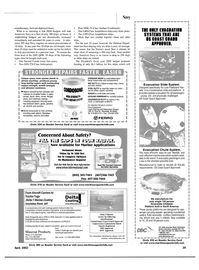 Maritime Reporter Magazine, page 27,  Apr 2002 Reversible Inflatable