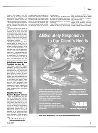 Maritime Reporter Magazine, page 4th Cover,  Apr 2002 Massachusetts