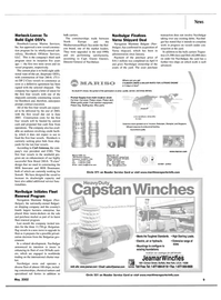 Maritime Reporter Magazine, page 9,  May 2002 New York