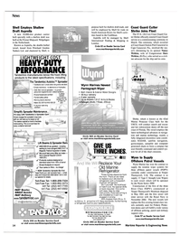 Maritime Reporter Magazine, page 14,  May 2002 Louisiana