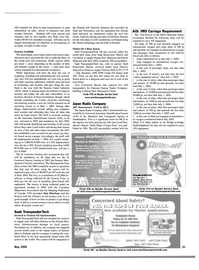 Maritime Reporter Magazine, page 21,  May 2002 Ohio