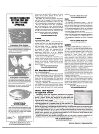 Maritime Reporter Magazine, page 22,  May 2002 Kim Fisher