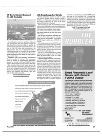 Maritime Reporter Magazine, page 3rd Cover,  May 2002