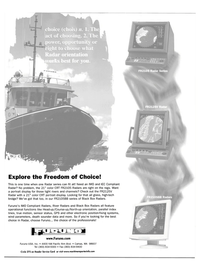 Maritime Reporter Magazine, page 4th Cover,  May 2002 river Black Box Radars