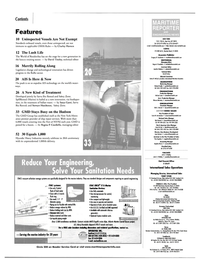 Maritime Reporter Magazine, page 2,  May 2002 Florida