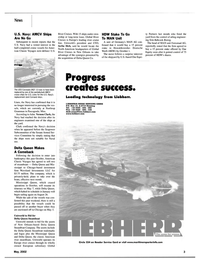 Maritime Reporter Magazine, page 3,  May 2002 Delta Queen Co. HDW Stake To Go To MAN Unit