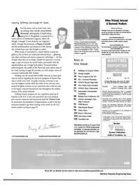 Maritime Reporter Magazine, page 4,  Jun 2002