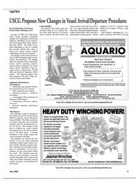 Maritime Reporter Magazine, page 9,  Jul 2002 Preston Gates