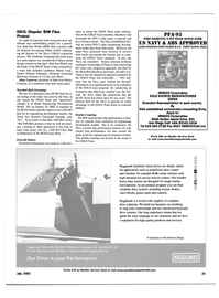 Maritime Reporter Magazine, page 25,  Jul 2002 CANADIAN COAST GUARD & U.K. COAST GUARD