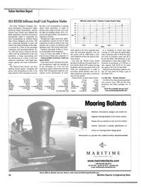 Maritime Reporter Magazine, page 3rd Cover,  Jul 2002