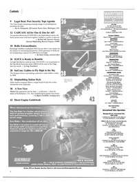 Maritime Reporter Magazine, page 2,  Jul 2002 Oksana Martemy