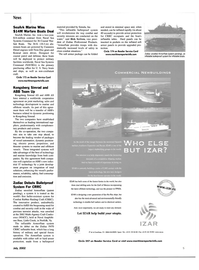 Maritime Reporter Magazine, page 5,  Jul 2002 Virginia
