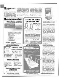 Maritime Reporter Magazine, page 14,  Aug 2002 Maryland