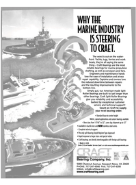 Maritime Reporter Magazine, page 2nd Cover,  Aug 2002