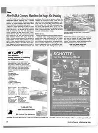 Maritime Reporter Magazine, page 18,  Aug 2002 Stork Bronswerk Heating