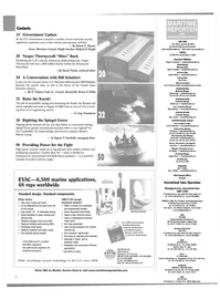 Maritime Reporter Magazine, page 2,  Aug 2002