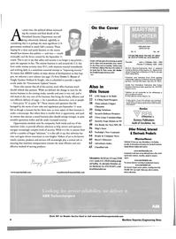 Maritime Reporter Magazine, page 4,  Aug 2002 Andrew Rite