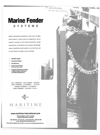 Maritime Reporter Magazine, page 7,  Aug 2002 Maritime International