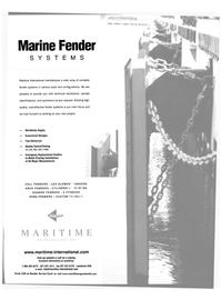 Maritime Reporter Magazine, page 7,  Aug 2002 Maritime International