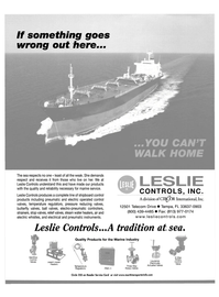 Maritime Reporter Magazine, page 9,  Sep 2002 bR International Inc.