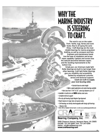 Maritime Reporter Magazine, page 2nd Cover,  Sep 2002 United States