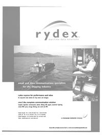 Maritime Reporter Magazine, page 7,  Sep 2002 remote WEB access
