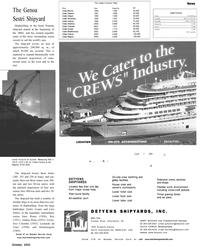 Maritime Reporter Magazine, page 9,  Oct 2002 Leonardo da Vinci