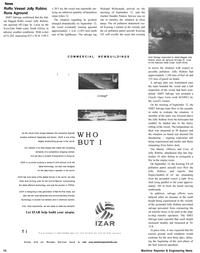 Maritime Reporter Magazine, page 10,  Oct 2002