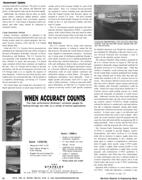 Maritime Reporter Magazine, page 16,  Oct 2002 US Government